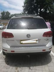 Used Volkswagen Touareg for sale in Botswana - 1