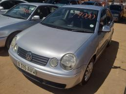 Volkswagen Polo for sale in Botswana - 2