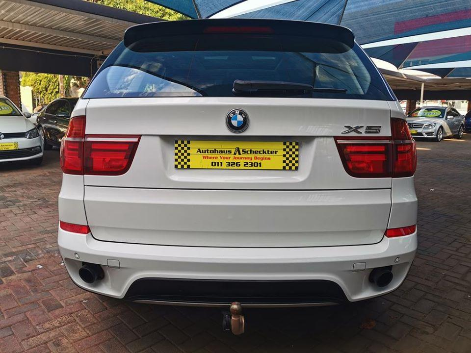Used BMW X5 in South Africa