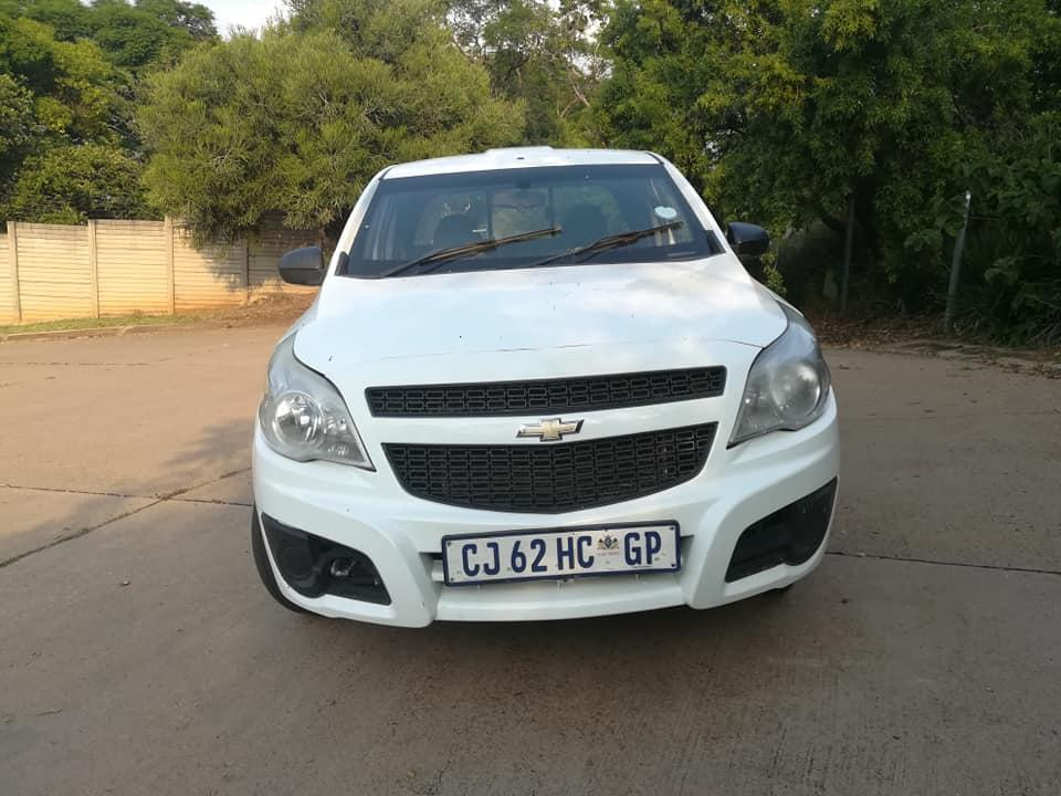 Used Chevrolet Utility in South Africa