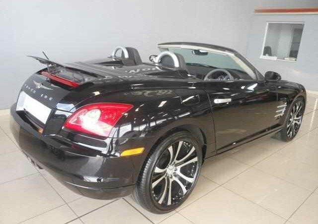 Used Chrysler Crossfire in South Africa