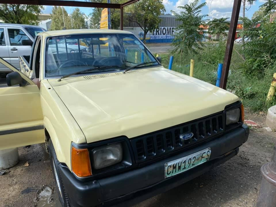 Used Ford Courier in South Africa