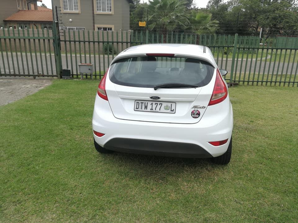 Used Ford Fiesta in South Africa