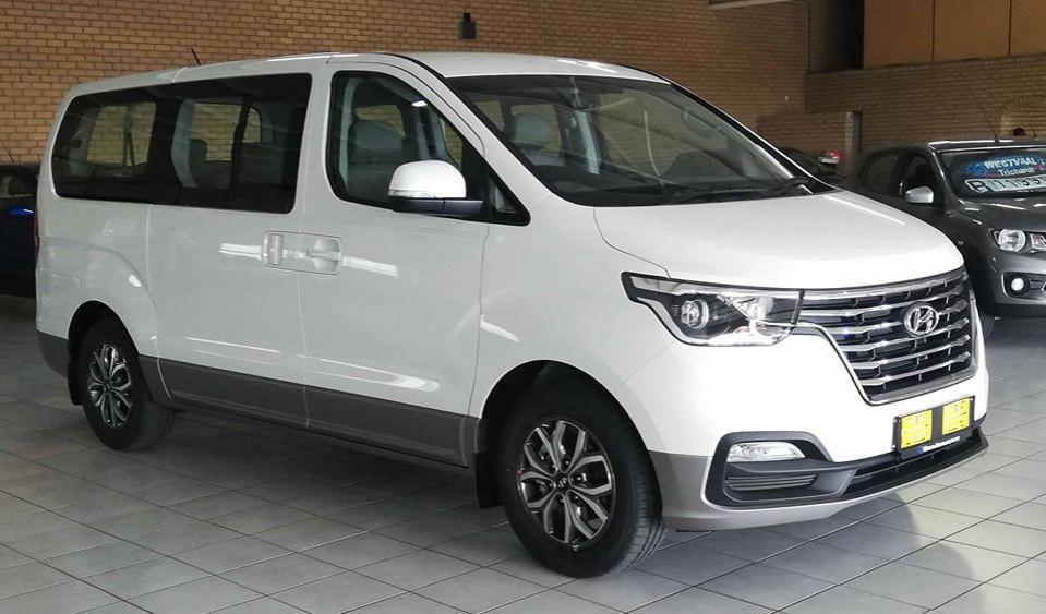 Used Hyundai H-1 in South Africa