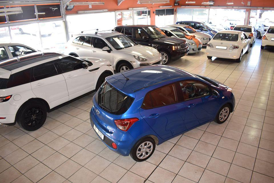 Used Hyundai i10 in South Africa