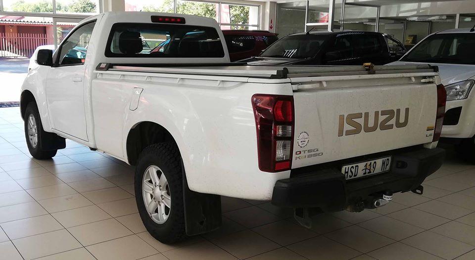 Used Isuzu KB in South Africa