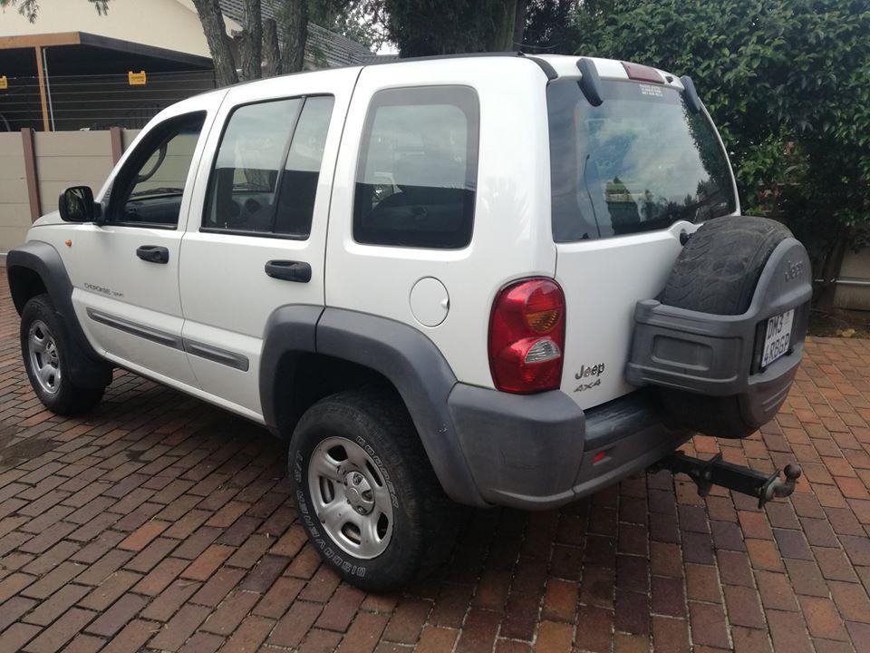 Used Jeep Cherokee in South Africa