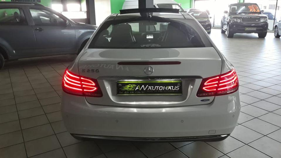 Used Mercedes-Benz E-Class in South Africa