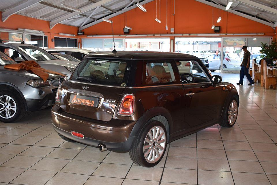 Used Mini Cooper in South Africa