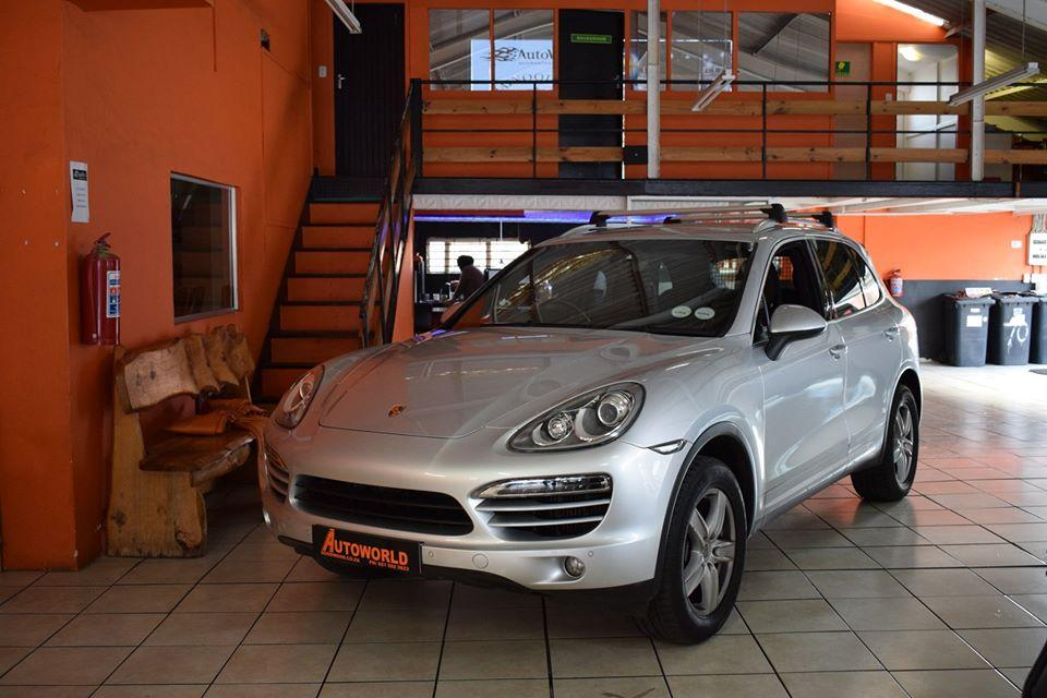 Used Porsche Cayenne in South Africa
