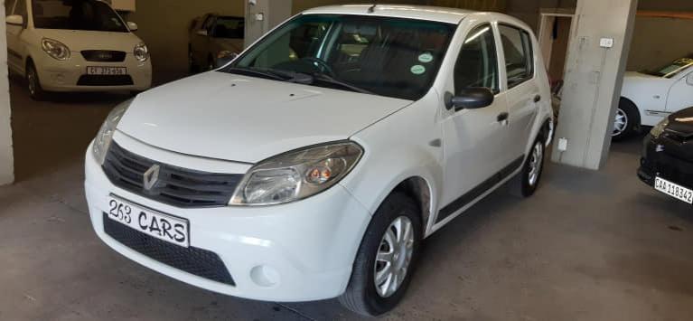 Used Renault Sandero in South Africa