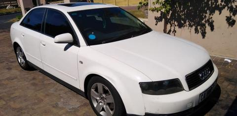 Used Audi A4 in South Africa
