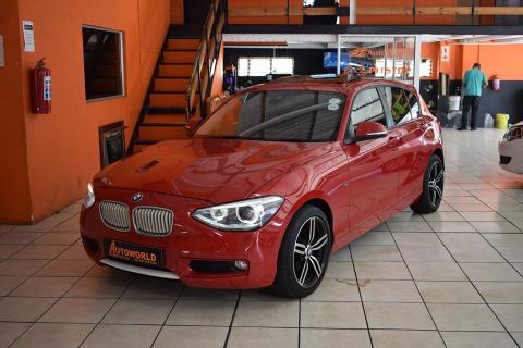 Used BMW 1 Series F20/F21 in South Africa