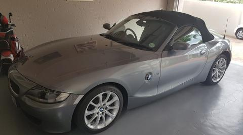 Used BMW Z4 in South Africa