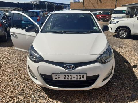 Used Hyundai i20 in South Africa