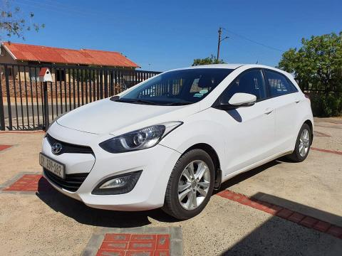 Used Hyundai i30 in South Africa