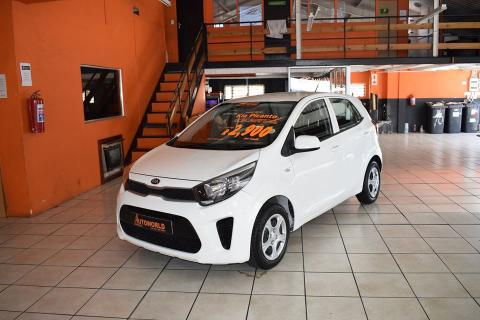 Used Kia Picanto 3 in South Africa