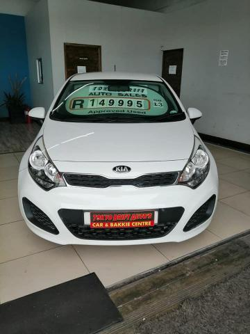 Used Kia Rio 3 in South Africa