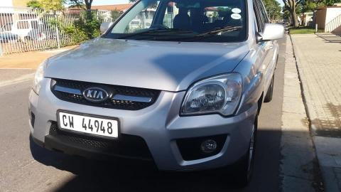 Used Kia Sportage 3 in South Africa