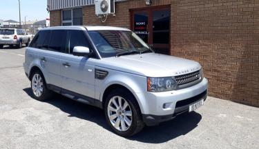 Used Land Rover Range Rover Sport in South Africa
