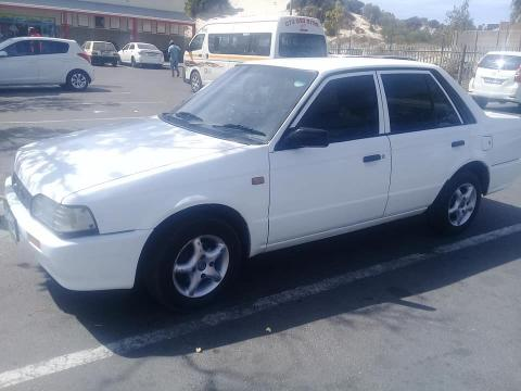 Used Mazda 323 in South Africa