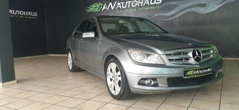 Used Mercedes-Benz C-Class in South Africa