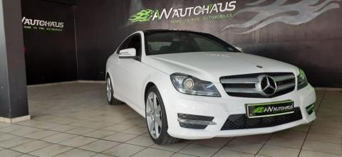 Used Mercedes-Benz C180 in South Africa