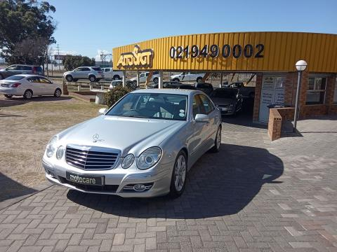 Used Mercedes-Benz E-Class E 220 in South Africa