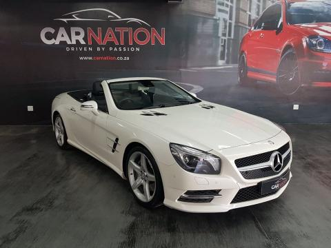 Used Mercedes-Benz SL-Class in South Africa