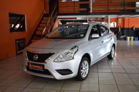Used Nissan Almera in South Africa