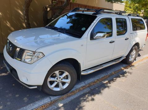 Used Nissan Navara in South Africa