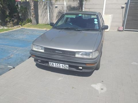 Used Toyota Corolla in South Africa