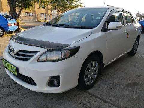 Used Toyota Corolla II in South Africa