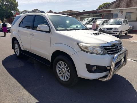 Used Toyota Fortuner in South Africa