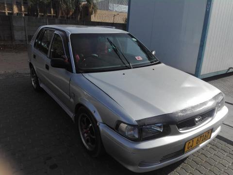 Used Toyota Tazz in South Africa