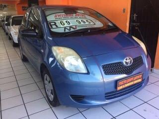 Used Toyota Yaris 2 in South Africa