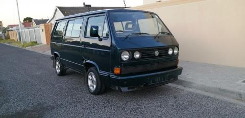 Used Volkswagen Caravelle in South Africa