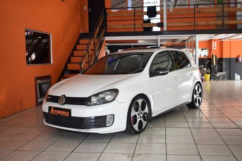 Used Volkswagen Golf GTI 6 in South Africa