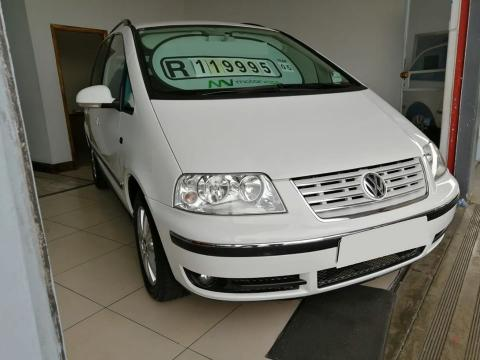 Used Volkswagen Sharan in South Africa