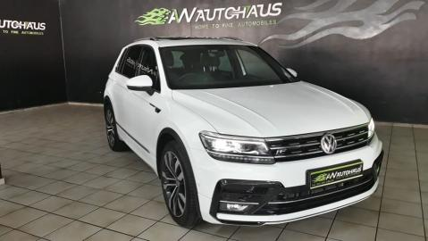 Used Volkswagen Tiguan 2 in South Africa