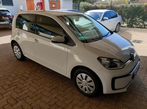 Used Volkswagen Up in South Africa