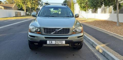Used Volvo XC90 in South Africa