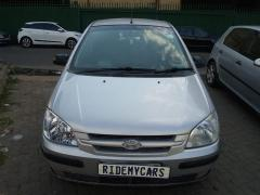 Used Hyundai Getz for sale in South Africa - 0