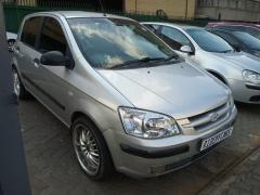 Used Hyundai Getz for sale in South Africa - 1