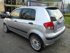 Used Hyundai Getz for sale in South Africa - 4