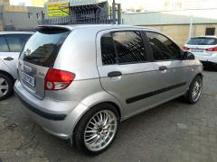 Used Hyundai Getz for sale in South Africa - 5