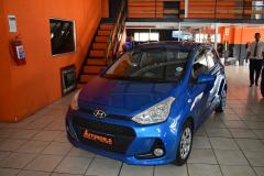 Used Hyundai i10 for sale in South Africa - 0