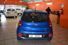 Used Hyundai i10 for sale in South Africa - 4