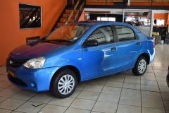 Used Toyota Etios for sale in South Africa - 1