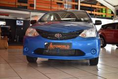 Used Toyota Etios for sale in South Africa - 2